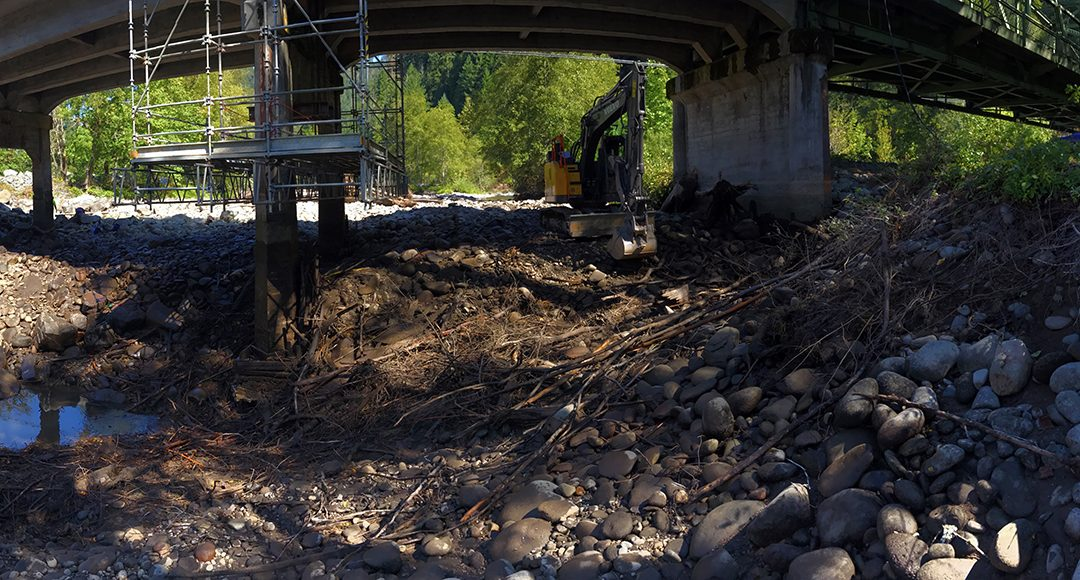 Barnard Bridge Stabilization 2019